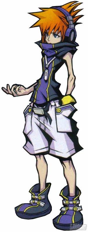 Ficha Warrior de Dark Neku1