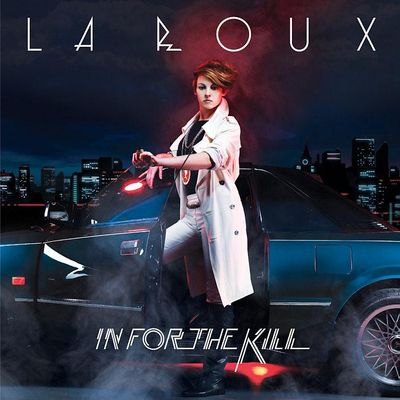Portada del single In for the kill