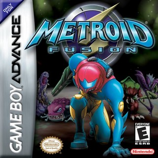 MetroidFusioncover